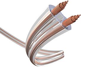 Garso kolonėlių laidai ir audio sistemų priedai