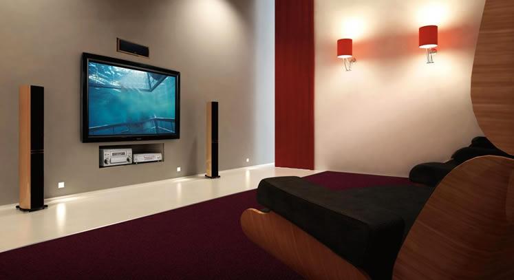 Namų kino sistemos