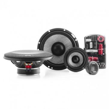 Focal Performance 165AS3 komponentai garsiakalbiai 16,5 cm 3 juostų komponentai 2x160W kaina už komplektą