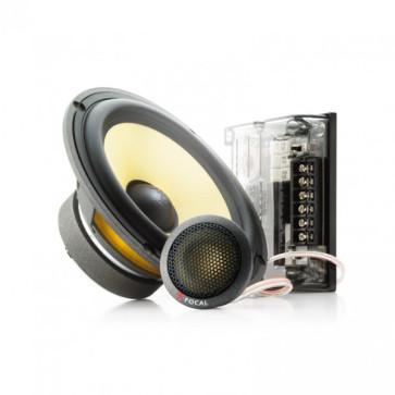 Focal K2 POWER 165 KR  komponentai garsiakalbiai 16,5 cm 2 juostu komponentai