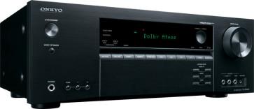 Namų kino stiprintuvas ONKYO TX-SR444 7.1 resyveris  7x100W TrueHD USB Dolby Atmos Bluetooth® nemokamas pristatymas
