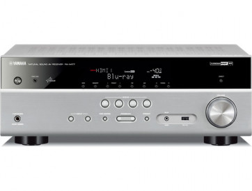 Yamaha RX-V479 namų kino resyveris  5x115W Wi-fi , HDCP 2.2 , Bluetooth® Extra Bass 4K Ultra HD ECO modeUSB internetinis radijas AirPlay Spotify® Pandora®