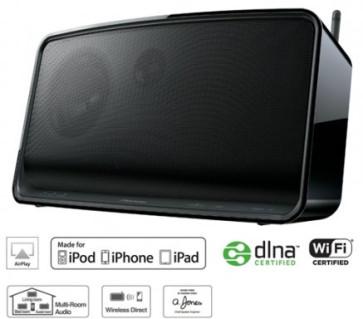 Pioneer XW-SMA1 tinklinis bevielis garsiakalbis kolonėlė 20W USB AirPlay Iphone Ipod Ipad Android