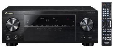 Pioneer VSX-824 5.2 namų kino stiprintuvas resyveris tinklo grotuvas 5x130W Ultra HD 4K WiFi Bluetooth interneto radijas
