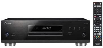 Pioneer BDP-LX88 Aukščiausios Klasės Hi-End Blu-Ray 3D grotuvas su tinklinio grotuvo funkcijomis