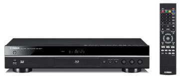 Yamaha BDS-677 Blu-Ray 3D grotuvas su tinklinio grotuvo funkcijomis WiFi Dropbox™ USB iPhone iPad Android DivX