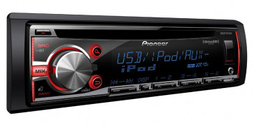 Pioneer DEH-X3700UI 200W CD USB iPod iPhone Android