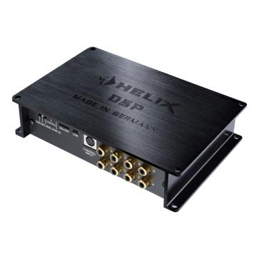 HELIX DSP  skaitmeninis 8 kanalų signalo procesorius  56 Bit signalo apdorojimas