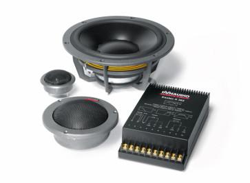 Dynaudio Esotec System 362 (MW172, MD142 MD102, X362) Komponentai 3jų juostų