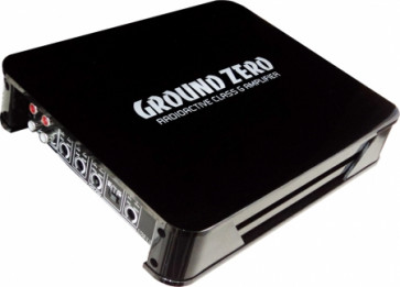 Stiprintuvas Ground Zero Radioactive GZRA 4.100G max 480W