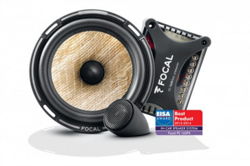 Focal PS 165 FX komponentai garsiakalbiai 16,5 cm 2 juostų komponentai 2x160W kaina už komplektą