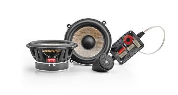 Focal PS 130 F komponentai garsiakalbiai 13 cm 2 juostų komponentai 2x120W kaina už komplektą