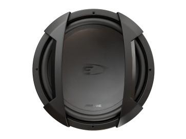 Žemų dažnių garsiakalbis Alpine SWE-1244E 30cm 650W 4 Ohm automobiliui