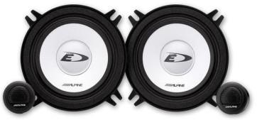"""Garsiakalbiai automobiliui SXE-1350S komponentinai 130mm 5"""" 2x250W 2-jų juostų kaina už kompl."""