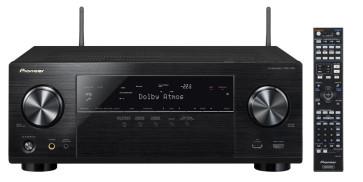 Namų kino stiprintuvas resyveris Pioneer VSX-1130 tinklo grotuvas 7.2 7x150W Dolby Atmos 4K Ultra HD WiFi Bluetooth