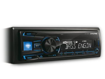Auto magnetola ALPINE UTE-80B 4x50W USB FM BassEngine SQ