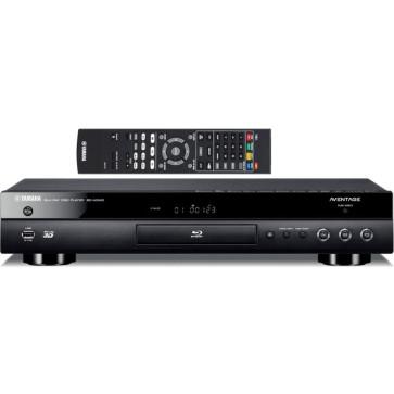 Yamaha BD-A1040 AVANTAGE Blu-Ray 3D grotuvas su tinklinio grotuvo funkcijomis Wi-Fi Bluetooth® Dropbox™ USB