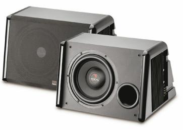 Focal Performance P BombA V27 V1 27cm žemų dažnių garsiakalbis su integruotu 300W stiprintuvu