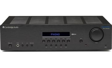 Cambridge Audio Topaz SR10 V2 garso stiprintuvas 2x85W su FM radija | nemokamas pristatymas