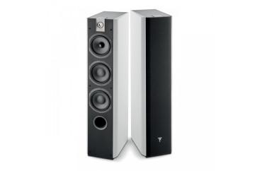 Stereo komplektas stiprintuvas ONKYO TX-8270 galingumas 2x190W su kolonėlėm Focal Chorus 726+DOVANA PATEFONAS | Nemokamas Pristatymas