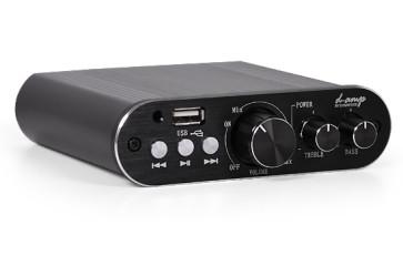 Dynavoice D-amp garso stiprintuvas 50W grotuvas (Su USB įvestim)