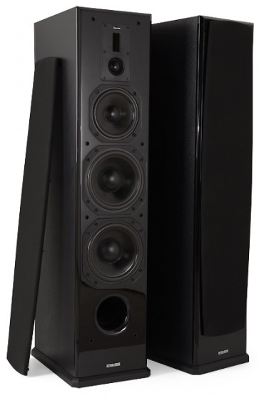 Kolonėlės grindinės stereo Dynavoice Definition DF-8 560W 94dB  kaina uz 2 vnt.