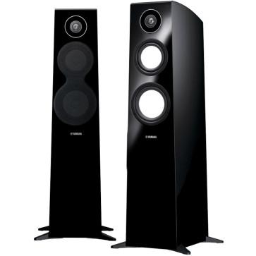 Yamaha NS-F700 garso kolonėlės garsiakalbiai grindiniai 320W kaina už 2 vnt. juodos nemokamas pristatymas
