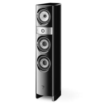 Focal ELECTRA 1028 BE garso kolonėlės grindinės 300W kaina už 1 vnt. legendinės Focal kolonėlės - kompaktiškas Hi-End garsas