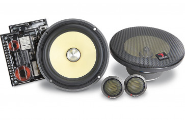 Focal K2 POWER 165 KR2  komponentai garsiakalbiai 16,5 cm 2 juostu komponentai kaina už komplektą