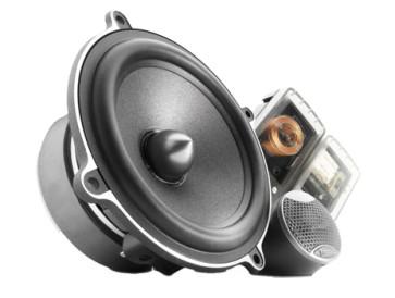 Focal PS 130 komponentai garsiakalbiai 13 cm dvieju juostu/komponentai