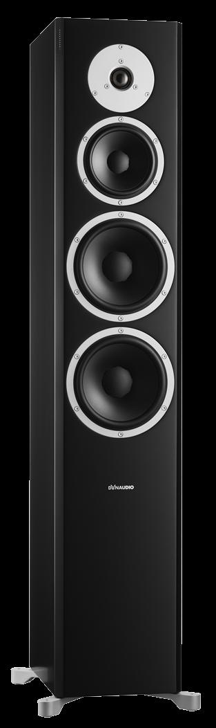 Kolonėlės garso grindinės Dynaudio Focus 600XD Hi-End aktyvios 2x600W bevielės kaina už 2 vnt.