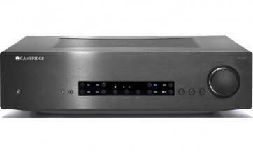 CAMBRIDGE CXA80 80W RMS integruotas garso stiprintuvas, juodos arba sidabrinės spalvos   nemokamas pristatymas