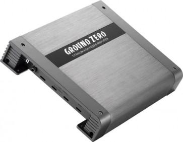 Ground Zero GZTA 2155X-II garso stiprintuvas automobiliui max 400W 2-jų kanalų nemokamas pristatymas