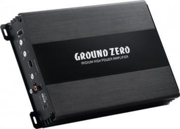 Ground Zero GZIA 2235HPX max 500W garso stiprintuvas automobiliui