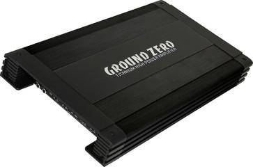 Automobilio garso stiprintuvas Ground Zero Titanium GZTA 4125X max 640W