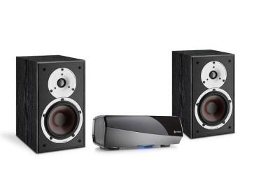 Denon Stereo sistema HEOS AMP HS2 stiprintuvas 100W lentyninės kolonėlės SPEKTOR 2 HS Speciali kaina | Nemokamas pristatymas