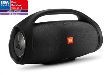 JBL BOOMBOX kolonėlė garso belaidė nešiojama Bluetooth atspari drėgmei su stiprintuvu 24 mėn. gamintojo garantija