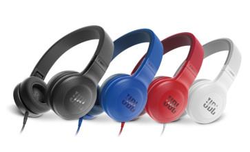 JBL E35 ausinės laidinės su mikrofonu JBL firminis garsas nemokamas pristatymas