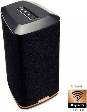 KLIPSCH RW-1 WiFi Bluetooth lentyninė aktyvi 60W garso kolonėlė Spotify Tidal Iphone Android | nemokamas pristatymas