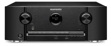 Marantz SR5012 7.2 Ultra HD namų kino stiprintuvas resyveris 7x180W WiFi Bluetooth interneto radijas tinklo grotuvas | nemokamas pristatymas