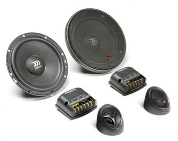 Garsiakalbiai Morel Maximo 5.2 Komponentai 13cm 2jų juostų 220W