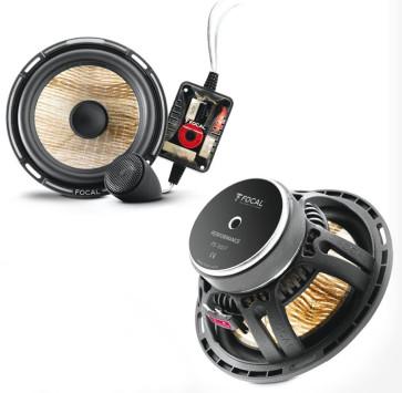 Focal PS 165 F komponentai garsiakalbiai 16,5 cm 2 juostu komponentai 2x140W kaina už komplektą
