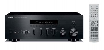 Yamaha R-S500 stereo stiprintuvas resyveris 150W dviejų zonų,  AM/FM iPhone