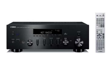 Yamaha R-N500 tinklinis stereo stiprintuvas resyveris 356W LAN USB AirPlay internetinis radijas