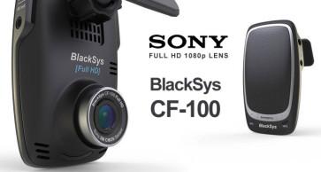 Vaizdo registratorius BlackSys CF-100  Full HD SONY WDR CMOS sensorius16GB Micro SD nemokamas pristatymas