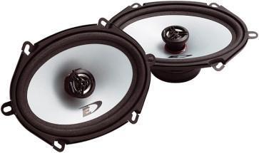 Garsiakalbiai automobiliui Alpine SXE-4625S koksialiniai 10x15cm 2x150W 2-jų juostų kaina už 2 vnt.