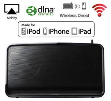 Pioneer XW-SMA3 tinklinis bevielis garsiakalbis kolonėlė įkraunamas  20W USB AirPlay Iphone Ipod Ipad Android atsparus vandeniui