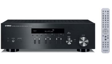 Yamaha R-N301 tinklinis grotuvas stereo stiprintuvas resyveris 2x180W LAN Pure Direct USB AirPlay Iphone Android app