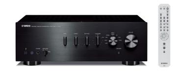 Yamaha A-S301 stereo stiprintuvas 190W dviejų zonų iPhone Doc Station jungtis  nemokamas pristatymas