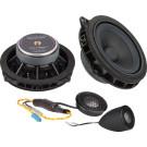 Ground Zero GZCS 100MINI-A 100W komponentinė 2-juostų garsiakalbių sistema automobiliui, nemokamas pristatymas